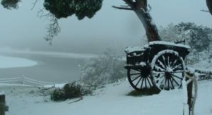 lac du jaunay hiver 2005