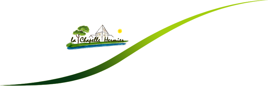 Logo de La Chapelle Hermier